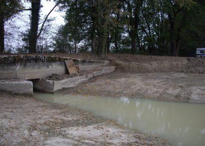 Barrage 400x284 - Matériel et chantiers