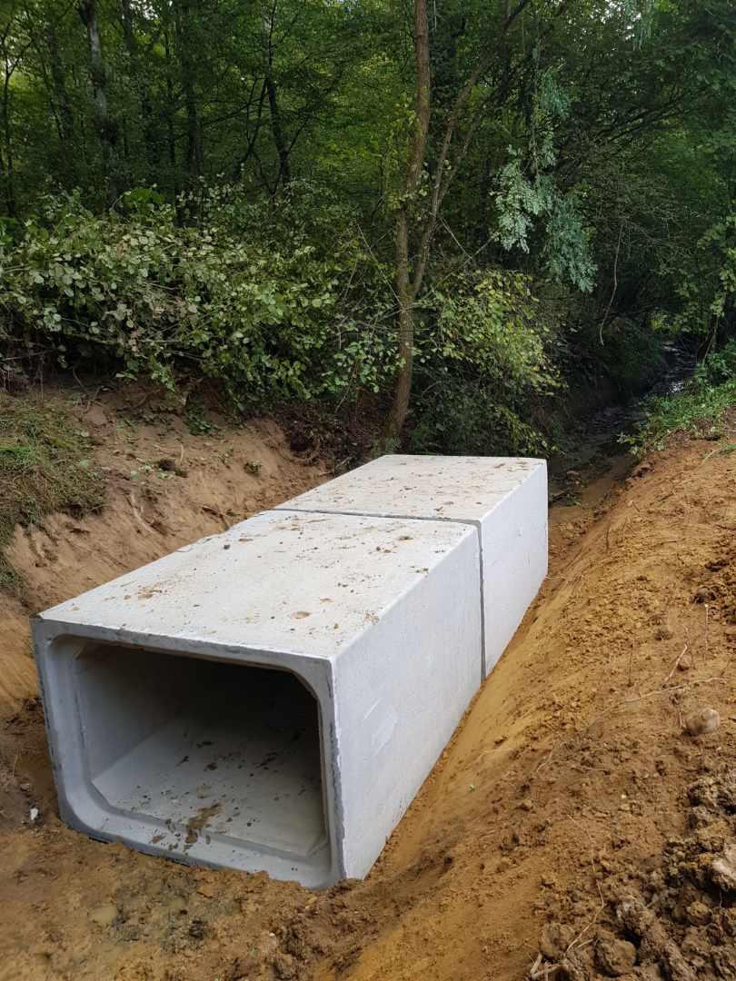 Resized 20190925 145938 6555 - Réalisation d'un Aqueduc pour l'évacuation des Eaux Pluviales